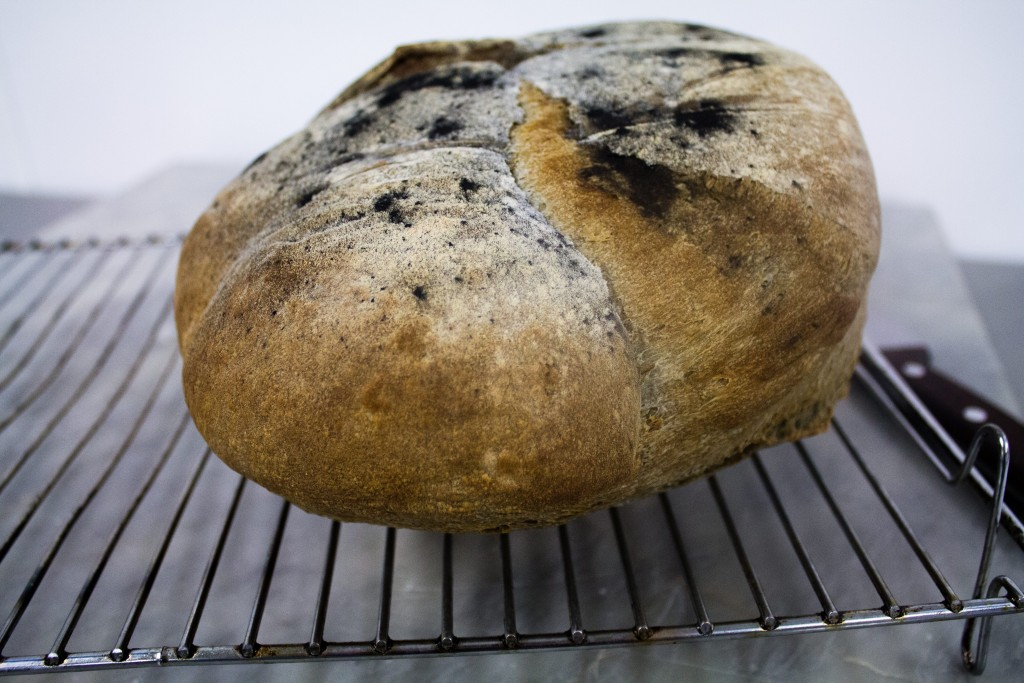 Charcoal Sourdough
