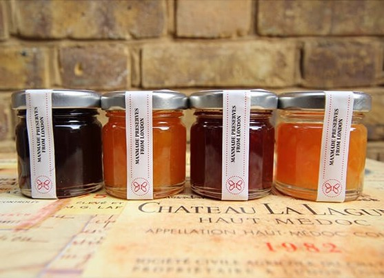 Jams preserves made locally sourcing delicious ingredients