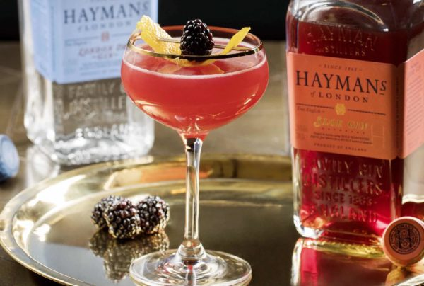 Wibble Cocktail Haymans Gin
