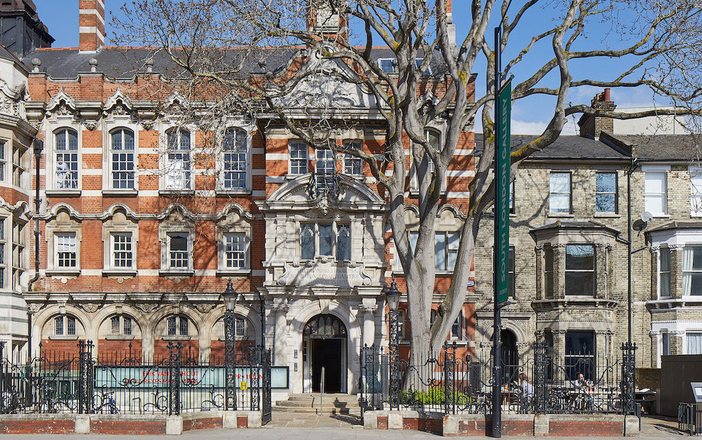 South London Gallery Exterior View: Photo. Andy Stagg