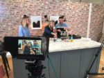 Social Pantry's live cooking show with Sheerluxe