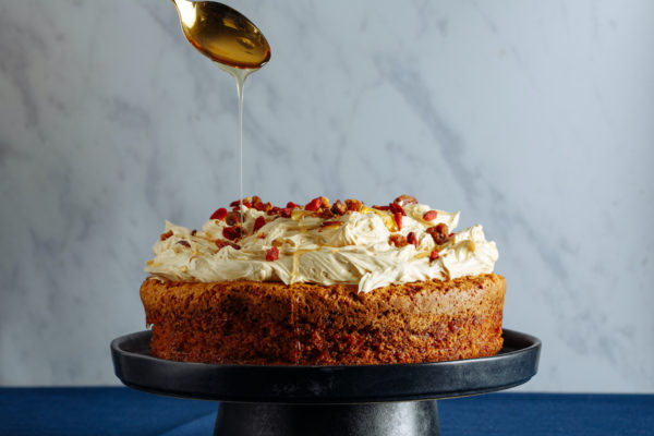 Social Pantry Spiced Honey Cake